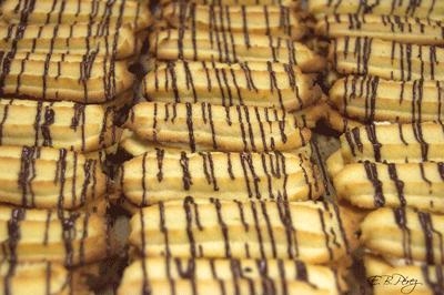 Bizcochos-aliniados-chocolate-pasteleria-parla